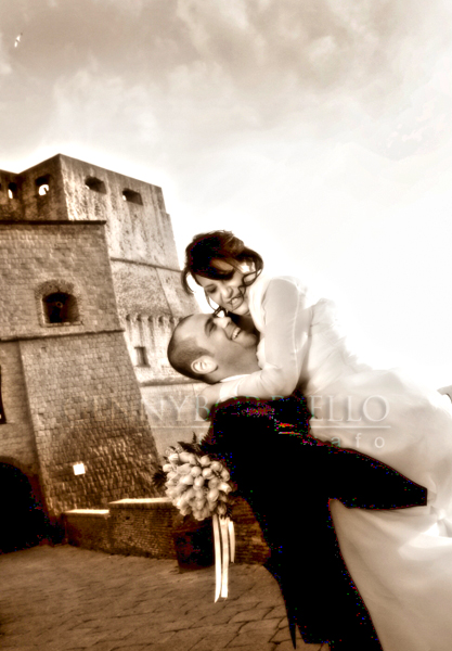 Wedding in Napoli | Castel Dell'Ovo