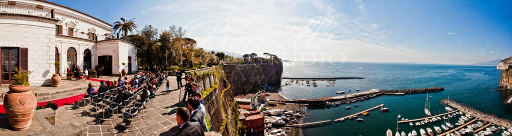 Wedding in Sorrento | Napoli